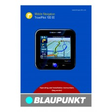 Blaupunkt 100 EE TravelPilot Mobile Navigation