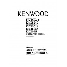 Kenwood DDX-54R Car Radio