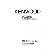 Kenwood DDX-8029Y Car Radio