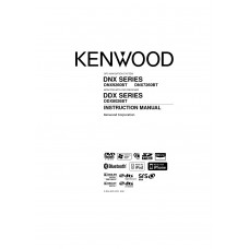 Kenwood DDX8026BT Car Radio